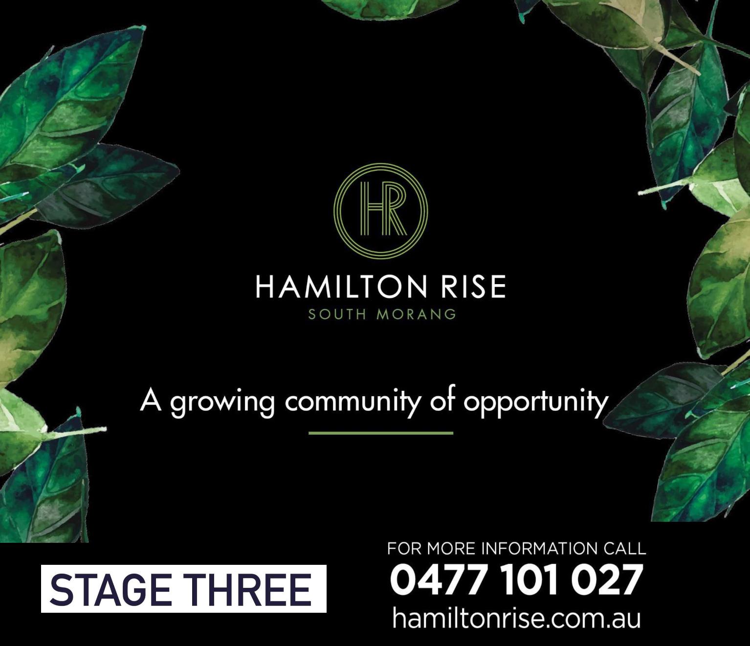 Hamilton Rise