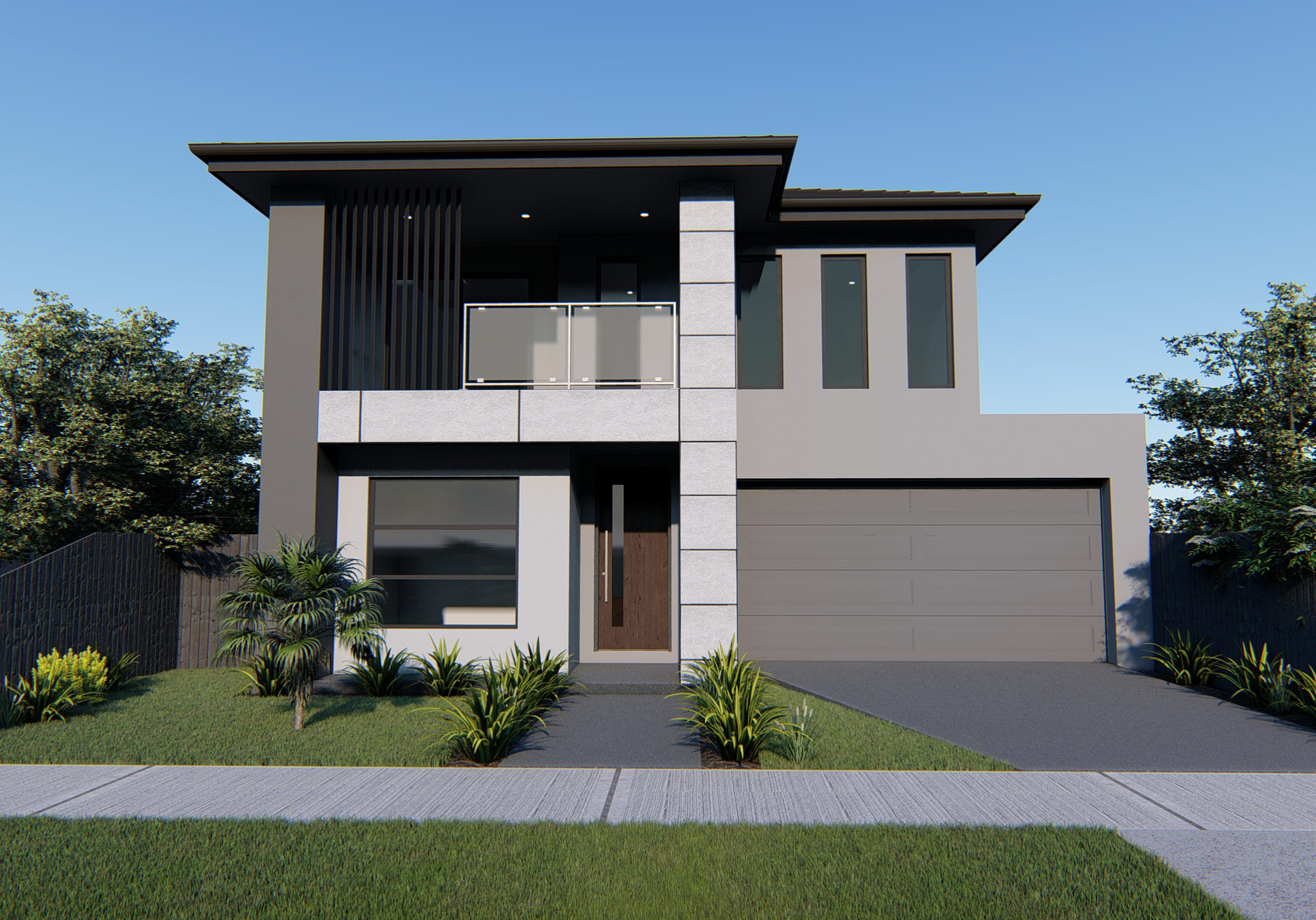 Euroa Kori with Matrix 30SQ 4 Bedroom Home from Hawkeye Projects - Melbourne's Northern Suburbs boutique builder