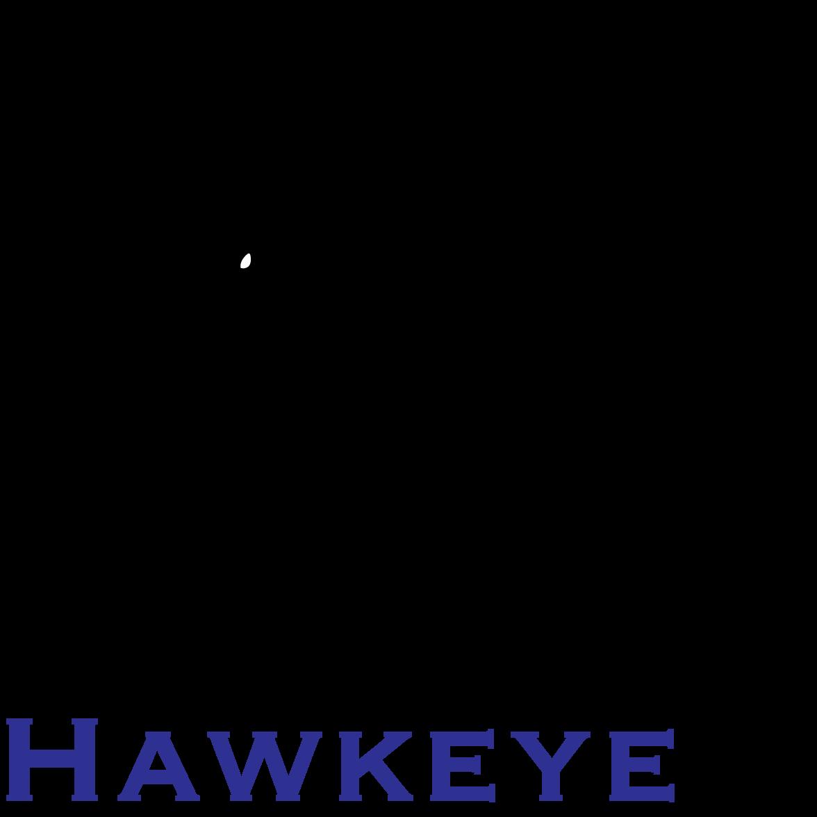 Hawkeye logo colour HR